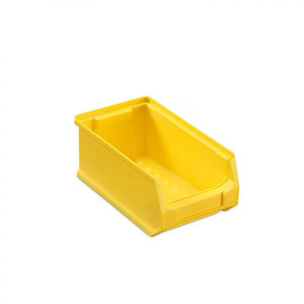 Sichtlagerbox Gelb Größe 2