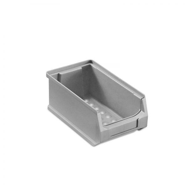 Sichtlagerbox Grau Größe 2