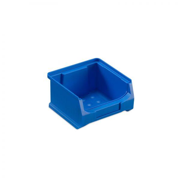 Sichtlagerbox Blau Größe 1