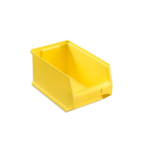Sichtlagerbox Gelb Größe 3
