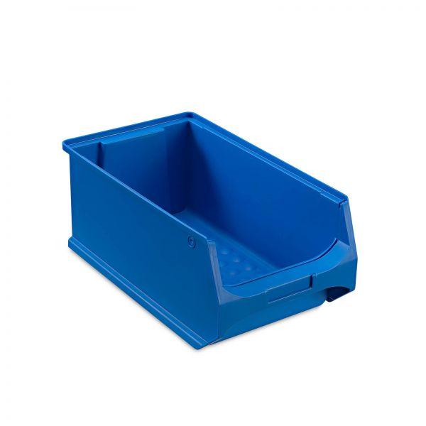 Sichtlagerbox Rot Größe 3