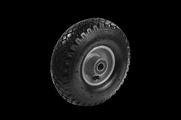 Luftrad Ø 260 mm Stahlfelge Kugellager 3.00-4