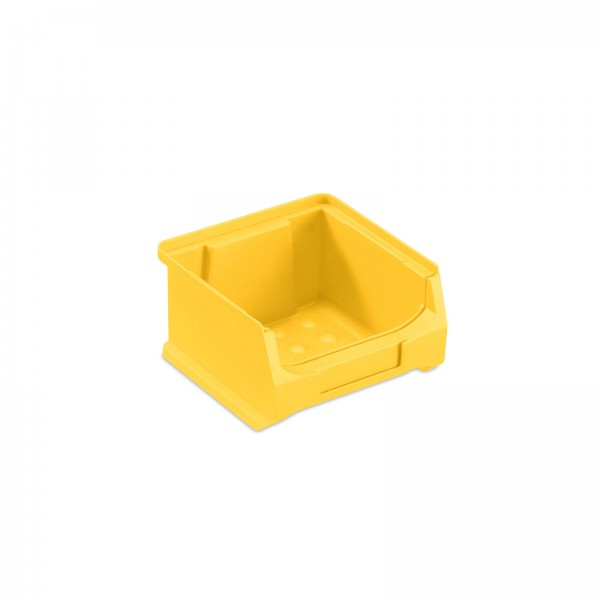 Sichtlagerbox Gelb Größe 1
